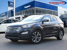 Hyundai Santa Fe 2.0T Limited 2016