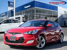 2016 Hyundai Veloster Tech