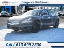 2013 Nissan Maxima SV  - Sunroof -  Leather Seats - $109.99 B/W
