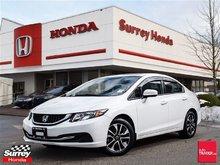 2015 Honda Civic EX with 12