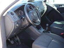 2014 Volkswagen Tiguan Trendline 6sp
