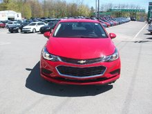 2017 Chevrolet Cruze LT - 6AT Contact for more info