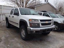 2008 Chevrolet Colorado LT /LIFT/RUBBER/LOW KMS!!