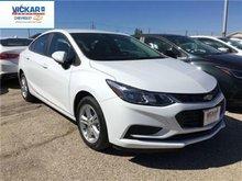 2017 Chevrolet Cruze LS  - Bluetooth - $151.55 B/W