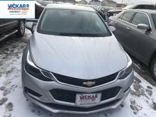 2018 Chevrolet Cruze LT  - Bluetooth -  Heated Seats - $150.50 B/W