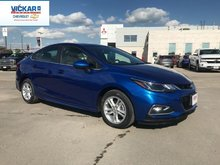 2018 Chevrolet Cruze LT  - $184.33 B/W