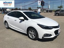 2018 Chevrolet Cruze LT  - $167.95 B/W