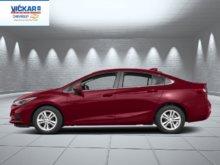 2018 Chevrolet Cruze LT  - $164.47 B/W