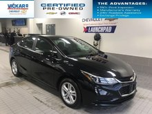2018 Chevrolet Cruze LT   BOSE, SUNROOF, HEATED SEATS  - $129.81 B/W