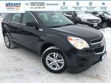 2014 Chevrolet Equinox LS  - Bluetooth -  SiriusXM - $170.23 B/W