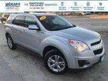 2014 Chevrolet Equinox 1LT  - Bluetooth -  Heated Seats - $196.69 B/W