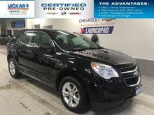 2015 Chevrolet Equinox LS  FWD, BLUETOOTH, 2.4L FUEL EFFICIENT  - $140.61 B/W