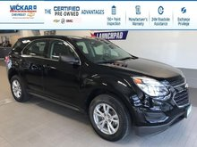 2017 Chevrolet Equinox LS  - $160.08 B/W