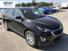 2018 Chevrolet Equinox LS  - Bluetooth -  Heated Seats - $165.77 B/W
