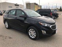 2019 Chevrolet Equinox LS  - $177.25 B/W