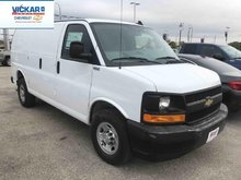 2017 Chevrolet Express Cargo Van WT  -  Power Windows - $298.67 B/W