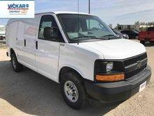 2017 Chevrolet Express Cargo Van WT  -  Power Windows - $291.06 B/W