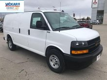 2018 Chevrolet Express Cargo Van WT  - $258.59 B/W