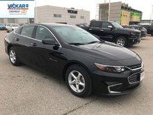 2018 Chevrolet Malibu LS  - $161.36 B/W