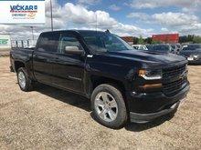 2018 Chevrolet Silverado 1500 Custom  - $291.73 B/W