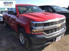 2018 Chevrolet Silverado 1500 Work Truck  - Cruise Control - $207.60 B/W