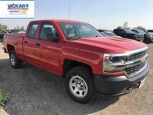 2018 Chevrolet Silverado 1500 Work Truck  - Cruise Control - $212.85 B/W