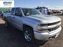 2018 Chevrolet Silverado 1500 Custom  -  Bluetooth - $222.09 B/W