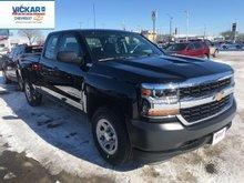 2018 Chevrolet Silverado 1500 Work Truck  - Cruise Control - $234.72 B/W