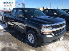 2018 Chevrolet Silverado 1500 Work Truck  - Cruise Control - $253.99 B/W
