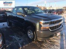 2018 Chevrolet Silverado 1500 Work Truck  - Cruise Control - $240.15 B/W