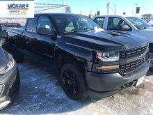2018 Chevrolet Silverado 1500 Work Truck  - Cruise Control - $252.84 B/W