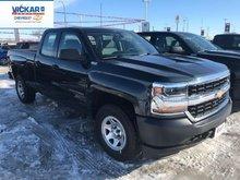2018 Chevrolet Silverado 1500 Work Truck  - Cruise Control - $240.84 B/W