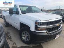 2018 Chevrolet Silverado 1500 Work Truck  - Cruise Control - $222.17 B/W