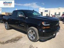 2018 Chevrolet Silverado 1500 Custom  - $246.68 B/W