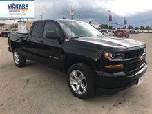 2018 Chevrolet Silverado 1500 Custom  -  Bluetooth - $239.94 B/W