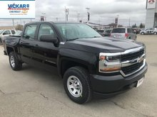 2018 Chevrolet Silverado 1500 Work Truck  - $319.01 B/W