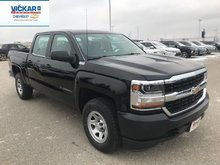 2018 Chevrolet Silverado 1500 Work Truck  - $316.49 B/W