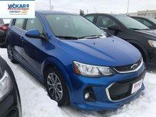 2018 Chevrolet Sonic LT  - Bluetooth - $147.26 B/W