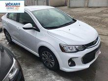 2018 Chevrolet Sonic LT  - Bluetooth - $127.74 B/W
