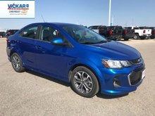2018 Chevrolet Sonic LT  - $156.09 B/W
