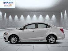 2018 Chevrolet Sonic LT  - Bluetooth - $116.17 B/W