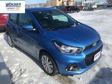 2018 Chevrolet Spark 1LT  - Bluetooth -  MyLink - $104.77 B/W