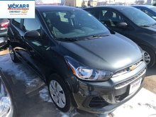 2018 Chevrolet Spark LS  - Bluetooth -  MyLink - $84.44 B/W