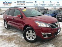2013 Chevrolet Traverse 1LT  - Bluetooth - $206.73 B/W