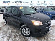 2014 Chevrolet Trax LS  - Bluetooth -  OnStar - $129.16 B/W
