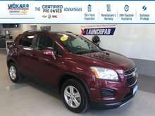 2014 Chevrolet Trax SUNROOF, BOSE, LT w/2LT  - $132.89 B/W