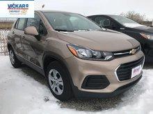 2018 Chevrolet Trax LS  - Bluetooth - $145.59 B/W
