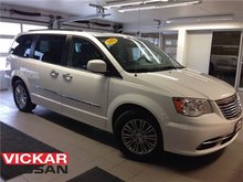2015 Chrysler Town & Country TOURING L/DUAL BLUE RAYS/LEATHER/MOONROOF!!!!