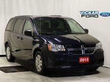 2015 Dodge Grand Caravan SXT 7 Passenger