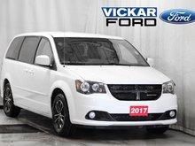 2017 Dodge Grand Caravan BlackTop Edition